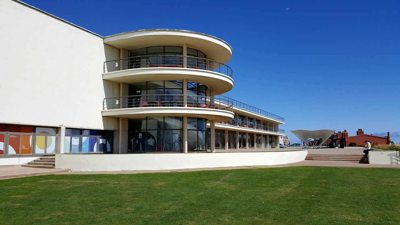 De La Warr Pavilion Bexhill, East Sussex