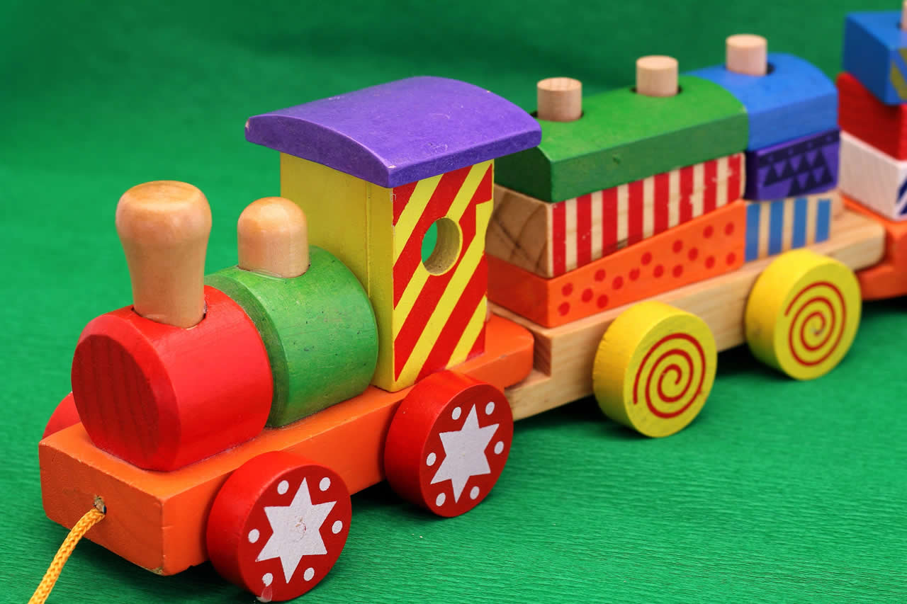 plastic free wooden toys
