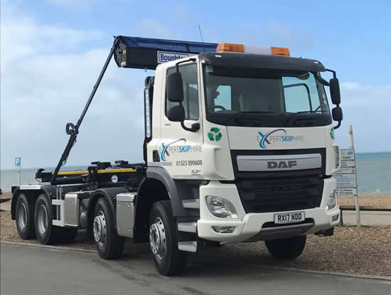 New RoRo hook lift addition to our Sussex fleet